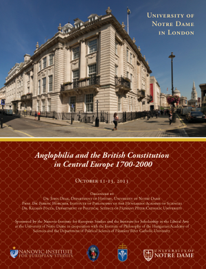 Anglophilia conference