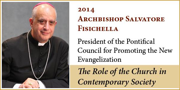 Archbishop Fisichella