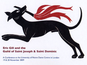 Eric Gill and the Guild of Saint Joseph and Saint Dominic