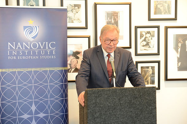 Famous Filmmaker from Poland to Deliver 2015 Nanovic Forum Lecture
