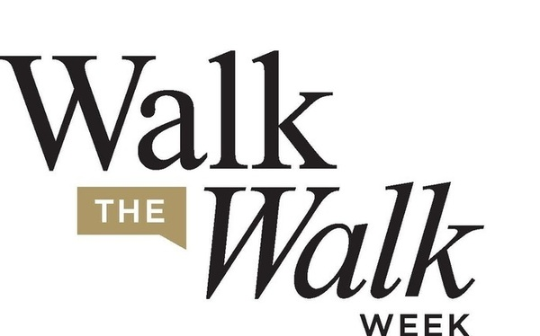 Walk the Walk Week at Notre Dame