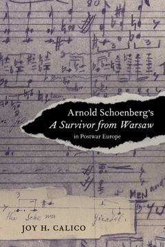 Arnold Shoenberg's A Survivor from Warsaw in Postwar Europe