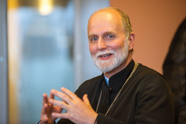 Bishop Borys Gudziak to deliver Terrence R. Keeley Vatican Lecture