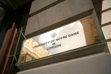 Notre Dame London Program