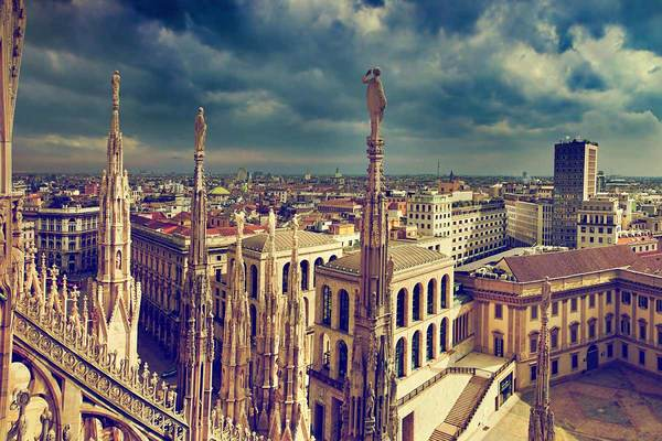 Medieval Latin Class Travels to Milan