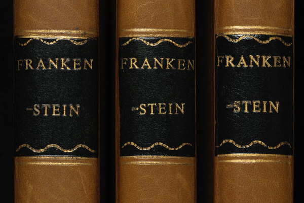 Recent Acquisition: First Edition Frankenstein (1818)