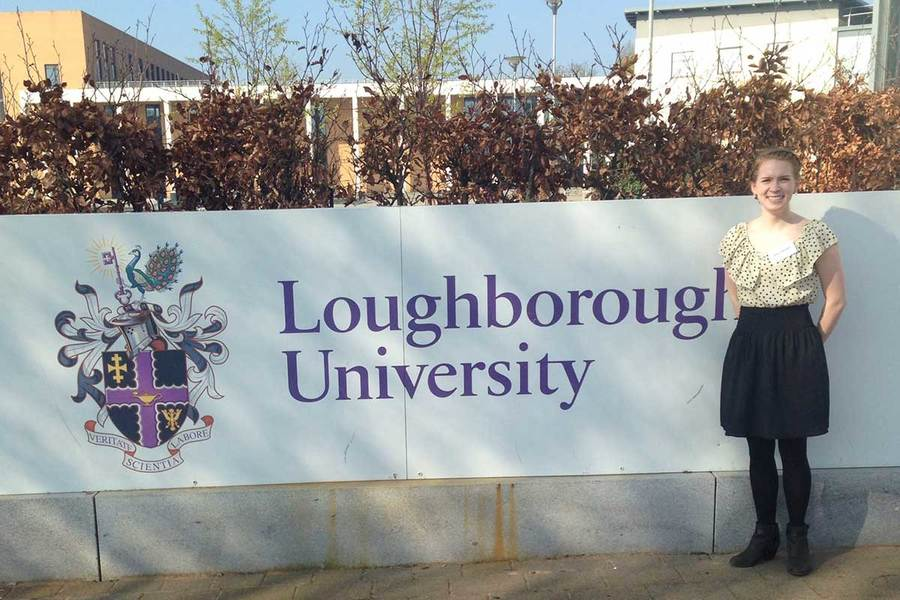 Stacy Sivinski at Loughborough University