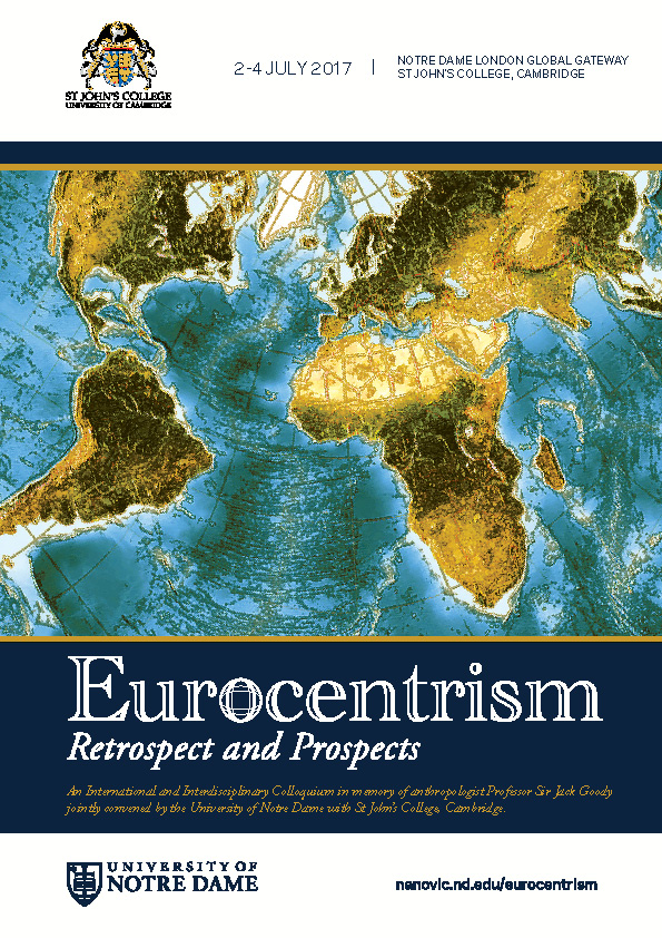 """euro centrism in christianity Europe, modernity and eurocentrism - free download we can only agree with samir amin when he writes in eurocentrism (1989, 26), """"christianity and islam are thus."""