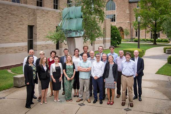 Nanovic and Mendoza to host European Catholic university officials for executive education program