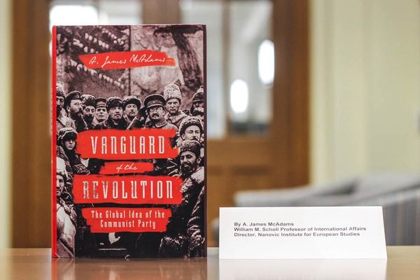 In the News: Vanguard of the Revolution