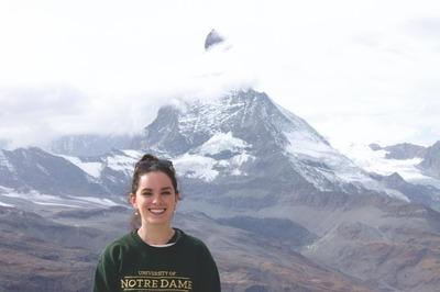 Margaret Thomann Matterhorn