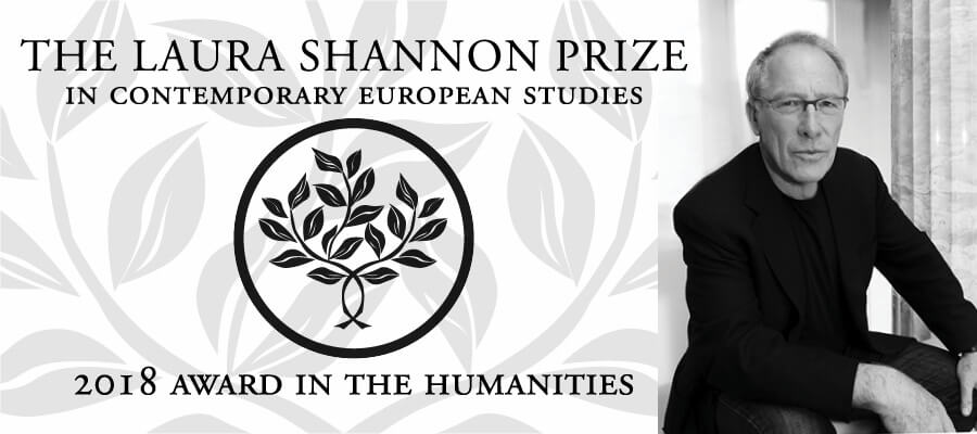 2018 Laura Shannon Prize banner