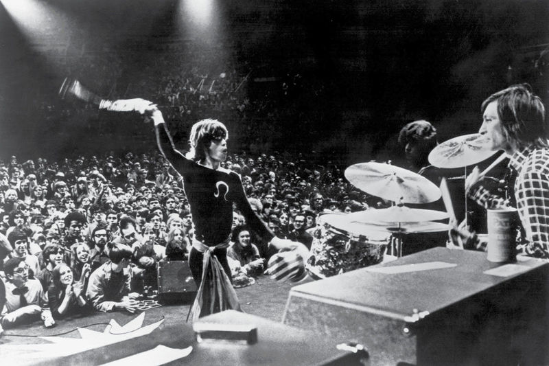 1968 Film: GIMME SHELTER