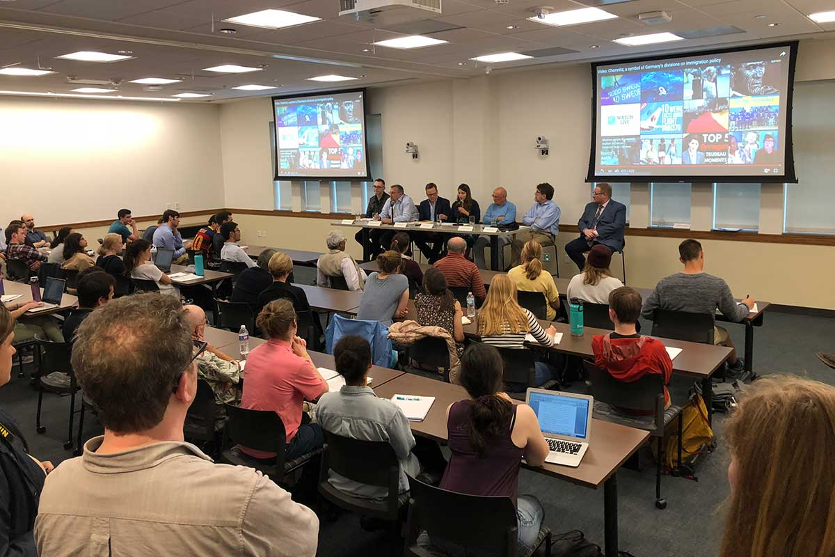 Flash Panel: Lessons from Chemnitz