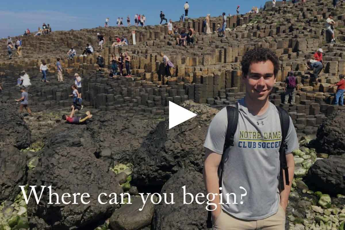 Where can you begin? undergrad grants promo video image 1200x800