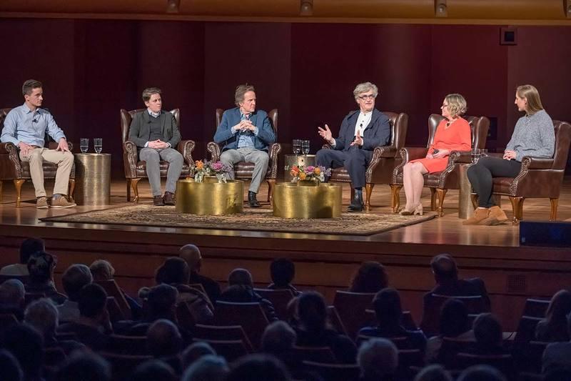 Wim Wenders Panel
