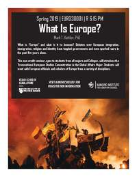 What is Europe? v.3