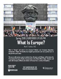 What is Europe? v.2