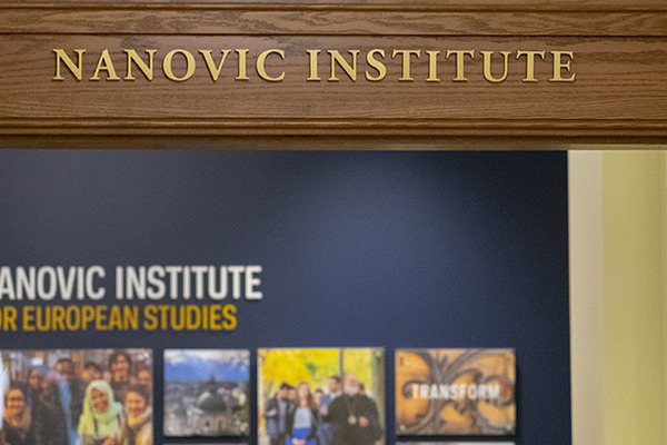 Nanovic Institute Welcomes Inaugural Graduate Fellows Cohort