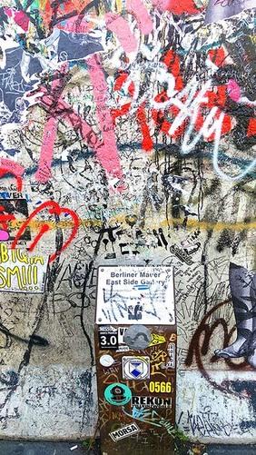 Berlin Wall 1989 12