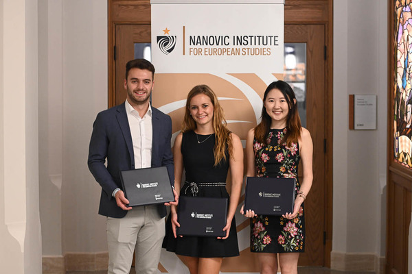 2019 Nanovic Senior Awards