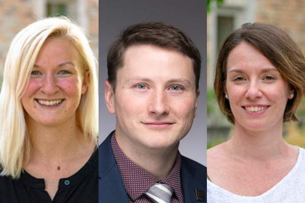 Nanovic Institute Welcomes 3 New Staff Members