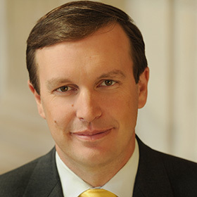 Chris Murphy Official Portrait 113th Congress