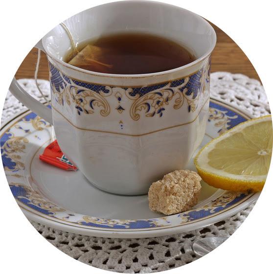 Tea Cup Emma Circle
