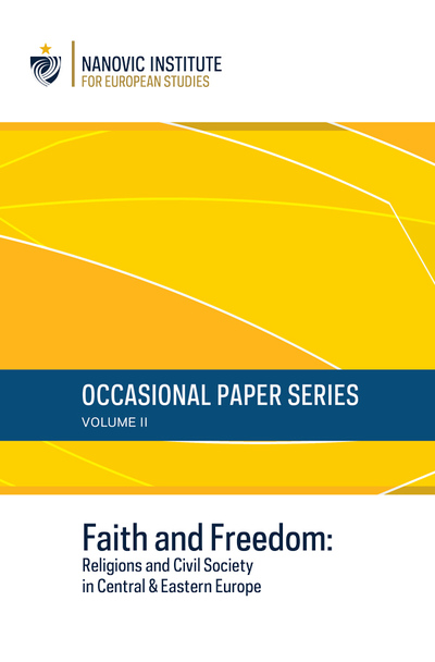 Occasional Paper Series, Volume II: Faith And Freedom