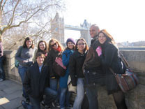 FTT students study costuming in London