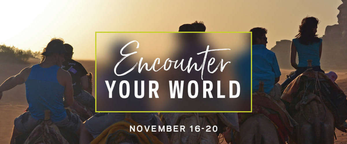 Encounter Your World