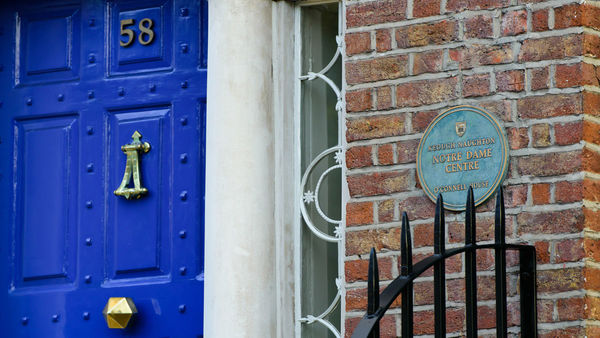 O Connell Door Nameplate Ft