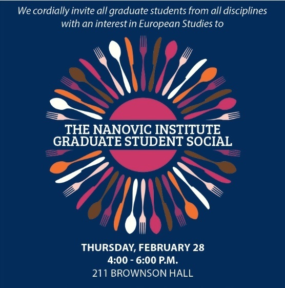 The Graduate Student Social